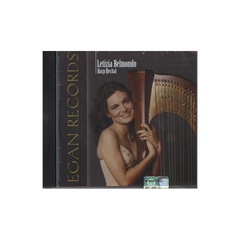 Letizia Belmondo, Harp Recital