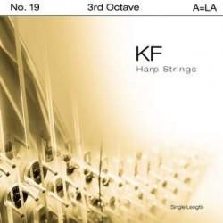 A - LA 19 octave 3 KF -...
