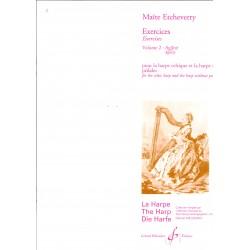 Maïte Etcheverry, Exercices Vol 2