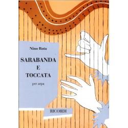 Nino Rota, Sarabande et Toccata
