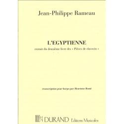 Jean-Philippe Rameau, L'Egyptienne