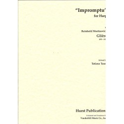 Reinhold Glière, Impromptu
