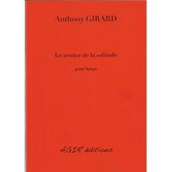 Anthony Girard - Le sentier de la solitude pour harpe