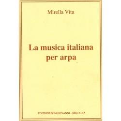 La Musica Italianna per arpa - Mirella Vita