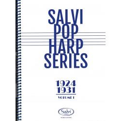 Salvi Pop Harp Series, Volume 1