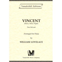 Vincent (Starry, Starry Night) - Don Mclean