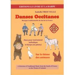 Isabelle Frouvelle - Danses Occitanes
