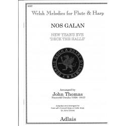 John Thomas, Mélodies...