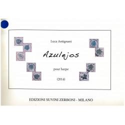 Luca Antignani, Azulejos