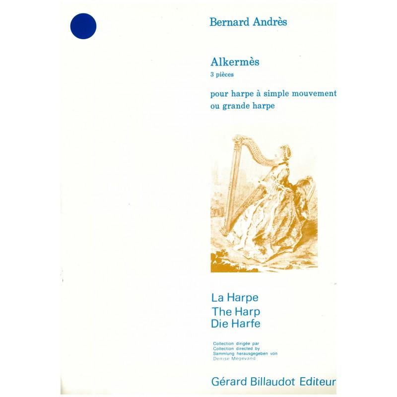 Bernanrd Andrès, Aquatintes