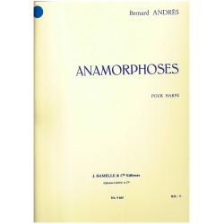 Bernanrd Andrès, Anamorphoses