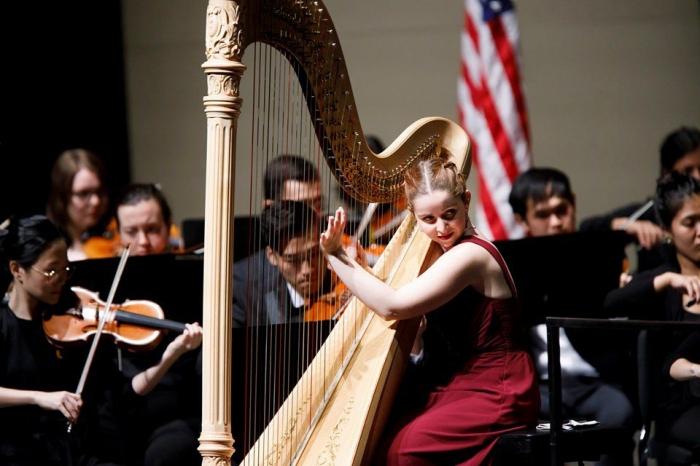 Concert à l'Instrumentarium : Mélanie Laurent