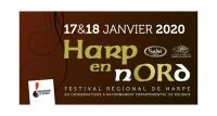 HarpenNord les 17 et 18 janvier 2020