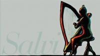 Nouvelle harpe celtique pour nouvel an 2021 !