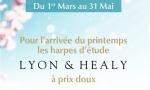 Printemps avec Lyon&Healy