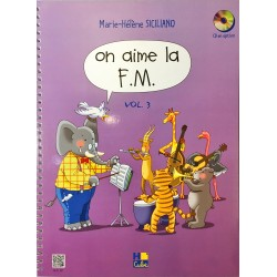 Marie-Hélène Siciliano, On aime la FM Volume 3