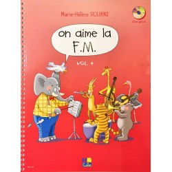 Marie-Hélène Siciliano, On aime la FM Volume 4