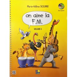 Marie-Hélène Siciliano, On aime la FM Volume 6