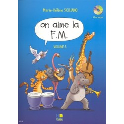 Marie-Hélène Siciliano, On aime la FM Volume 5