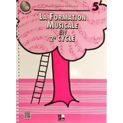 Marie-Hélène Siciliano, La formation musicale en 2ème cycle