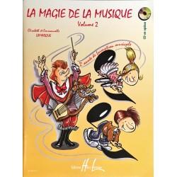 Elisabeth et Emmanuelle Lamarque, La magie de la musique Volume 2