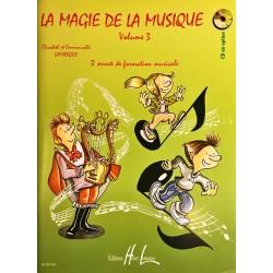 Elisabeth et Emmanuelle Lamarque, La magie de la musique Volume 3