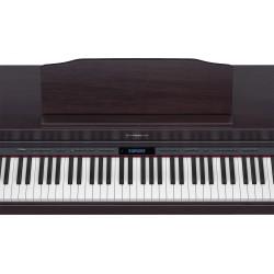 Roland HP-603A noir dessus