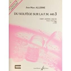 Jean-Marc Allerme, Du solfège sur la FM 440.3 Volume 3