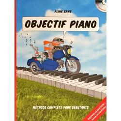 Aline Sans, Objectif piano