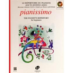 Béatrice Quoniam, Pianissimo Volume 1