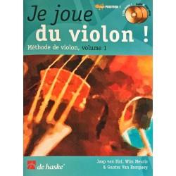 Jaap van Elst - Wim Meuris - Gunter Van Rompaey, Je joue du violon Volume 1