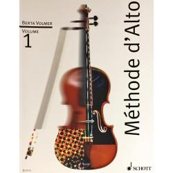 Berta Volmer, Méthode d'alto Volume 1