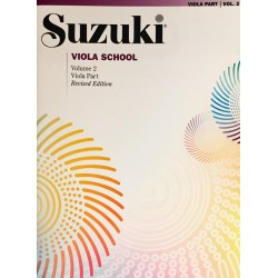 Suzuki Viola School Volume 2