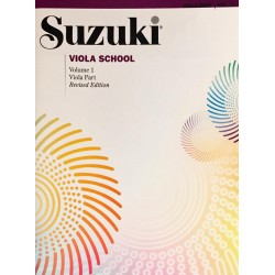 Suzuki Viola School Volume 1