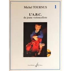 Michel Tournus, L'ABC du jeune violoniste Volume 1