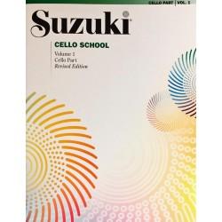Suzuki Cello school Volume 1