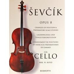 Sevcik for Cello Opus 8
