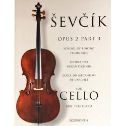 Sevcik for Cello Opus 2 Part 5