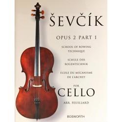 Sevcik for Cello Opus 2 Part 1