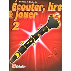 Joop Boerstoel - Jean Castelain, Ecouter, lire & jouer Volume 2
