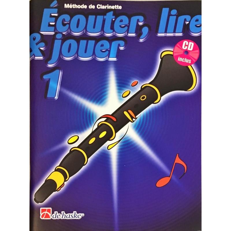 Joop Boerstoel - Jean Castelain, Ecouter, lire & jouer Volume 1