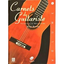 Yvon Rivoal, Carnets du guitariste Volume 2