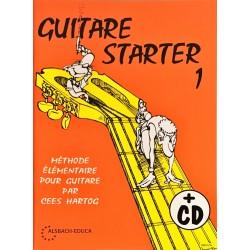 Cees Hartog, Guitare starter Volume 1