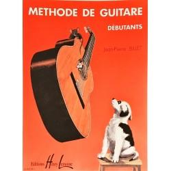 Jean-Pierre Billet, Méthode de guitare Débutants