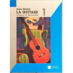 Didier Begon, La guitare Volume 1