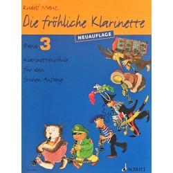 Rudolf Mauz, Die fröhliche klarinette Volume 3