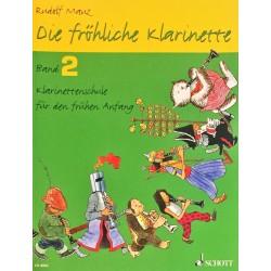 Rudolf Mauz, Die fröhliche klarinette Volume 2