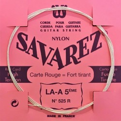 La5 Savarez Carte Rouge