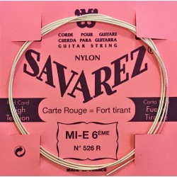 Mi6 Savarez Carte Rouge