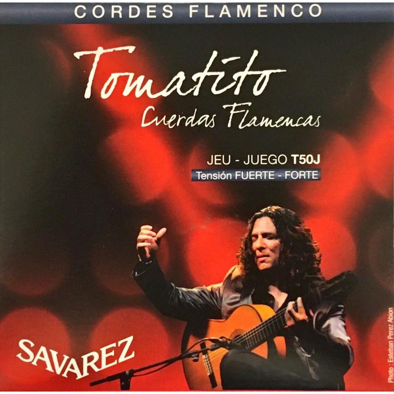 Jeu de cordes Savarez Tomatito